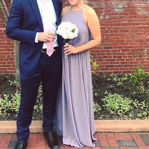 Bill Levkoff Bridesmaids Dress, #1267, Heather